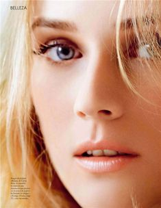 Diane Kruger by Bruno Juminer for Marie Claire Spain May 2011