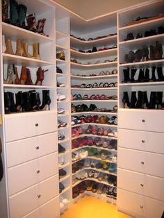Truorder custom closet ideas.