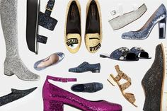 11 Cool, Glittery Shoes That Will Dress Up Just About Anything - The Cut