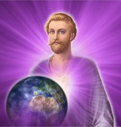 """""""The use of the violet consuming flame is more valuable to you and to all mankind than all the wealth, all the gold and all the jewels of this planet."""" – Saint Germain , The Voice of the I AM, May 1936"""