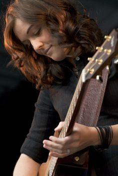 Brandi Carlile...she may be the best female vocalist of my time.