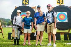 Junior Olympic Archery Development - JOAD