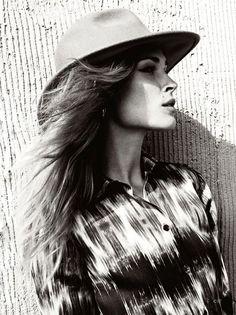 Erin Wasson in C Magazine