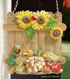 Beautiful Crafts From Medical Spatulas HandWork Art