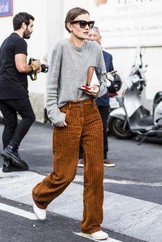 Street Fashion Milan N335, 2017