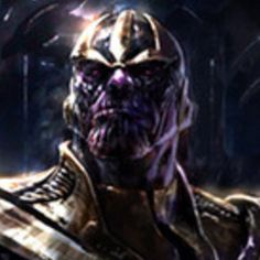Thanos Concept Art from Marvel's The Avengers - Artist Andy Park also shares some of his character concept art for Marvel's epic adventure.