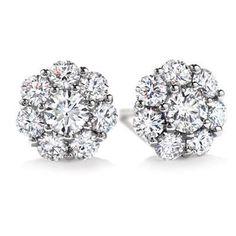 Beloved Stud Earrings - HFEBLV01458W