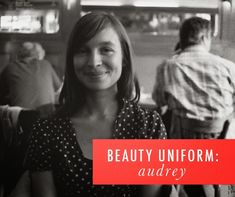 My French Beauty Uniform: Audrey Ducas | A Cup of Jo. Clothing brands, mascara
