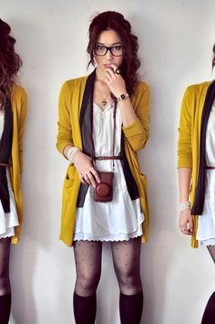 Mustard sweater!!
