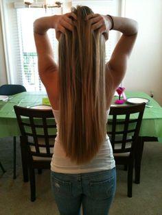 long hair