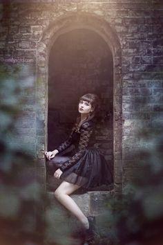 Emily Soto gothic dress