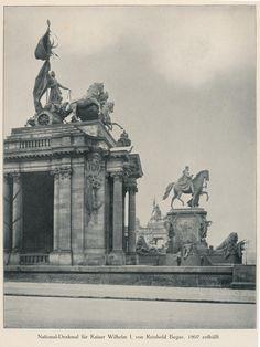 Vintage Architecture, Historical Architecture, Beautiful Architecture, Classical Architecture, Berlin City, Berlin Wall, German Houses, Kaiser Wilhelm, City Landscape