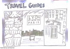 CTR Travel guides