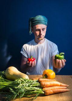 'The vegetarian' by Steve Speller on Photocrowd