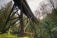 For two weeks, Kate & Adam explored Vancouver Island from Port MacNeill to Port Renfrew. George Washington Bridge, Vancouver Island, British Columbia, Canada, Explore, Places, Travel, Viajes, Destinations