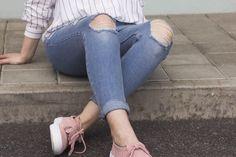 Rosa Zara Schuhe 3 - coeurdelisa