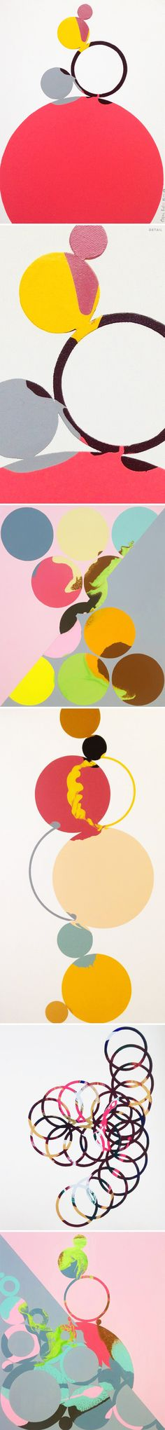 The Jealous Curator & curated contemporary art & eleni pratsi A Level Art Sketchbook, Modern Artists, 2d Art, Textures Patterns, Comic Art, Graphic Art, Contemporary Art, Illustration Art, Oil Paintings