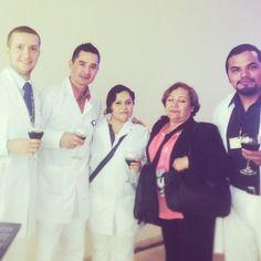 Y que nos dan vinito en el congreso #postomovino #femecot #congresonacionaldetraumatologia