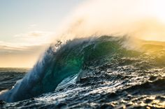 Choose from a variety of beautiful surf photography and ocean moods captured by Thurston Photo.