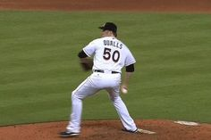 Chad Qualls fell. | The 89 Funniest Sports GIFs Of 2013