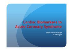 Cardiac Biomarkers in ACS