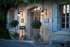 Hôtel Crillon le Brave - Relais Châteaux. Another favorite in Provence.