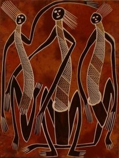 Spiritural Inspiration depicted in Cross Hatching Aboriginal Painting Aboriginal Art Symbols, Aboriginal Dot Painting, Aboriginal History, Aboriginal Culture, Aboriginal Tattoo, Indigenous Australian Art, Indigenous Art, Australian Aboriginals, Australian Painting