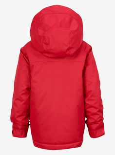 804d8349a433 Burton Boys  Minishred Amped Jacket shown in Process Red