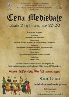 Italia Medievale: Cena Medievale a Rogeno (LC)