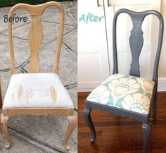 Diy Dining Chair Slipcovers: Diy Upholstering Chairs from Fabric to Finish