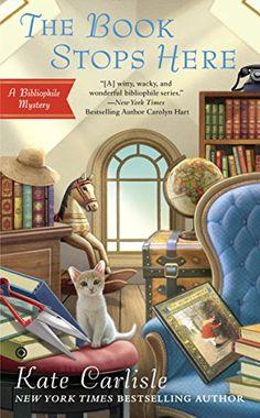 The Book Stops Here: A Bibliophile Mystery by Kate Carlisle http://www.amazon.com/dp/B00G3L6M0C/ref=cm_sw_r_pi_dp_9K3Gvb1MRXASQ