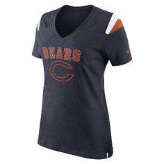Nike Fan (NFL Bears) Women's T-Shirt - $45