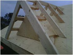 Building A Shed Roof Is Easy When You Know How.