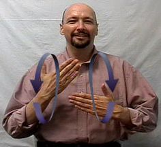 American Sign Language University is a sign language resource site for ASL students and teachers.