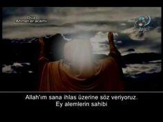 Ahmet el-Acemi - Mescid-i Aksa (Dua) - YouTube