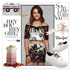"""""""Rosegal"""" by ena-ena ❤ liked on Polyvore featuring rosegal"""