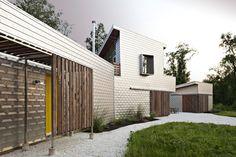 dutchess house no.1 by grzywinski+pons