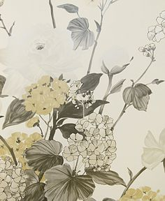 nina campbell wallpaper. penrose