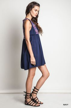Baja Dress - Nobella Grace Boutique #bajadress #nobellagrace #boutique #details