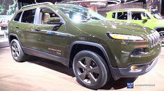 2016 Jeep Cherokee 75th Anniversary 4x4 - Exterior and Interior Walkarou...