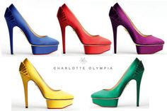 charlotte olympia - Bing Images