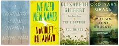 The Relentless Reader's Favorite Fiction of 2013