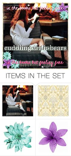 """""""Requested Icon for @cuddling-with-bears"""" by casually-classy ❤ liked on Polyvore featuring art and casuallyclassyicons"""