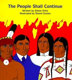 Alternative stories to read around Thanksgiving - good stories to talk about Native peoples