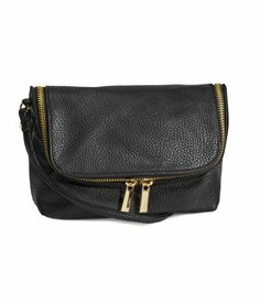 Product Detail | H&M GB #S$17.90 #DESCRIPTION Small shoulder bag in imitation leather with a zip around the flap, a narrow shoulder strap and one inner pocket with a zip. Lined. Size 14x19 cm. DETAILS 100% polyurethane. http://m.hm.com/sg/product/12886?article=12886-A#mediaType=STILL_LIFE_FRONT