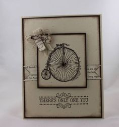 Feeling Sentimental Only One by nancitay - Cards and Paper Crafts at Splitcoaststampers