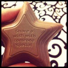 #Chocolate #Star
