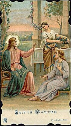 Saint Martha the holy and most gracious thank you for all your blessings.