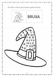 Resultado de imagem para fichas pré escolar letras                                                                                                                                                                                 Mais