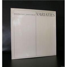 Mogens Toft / John Fowlie # VARIATIES # NVSH, 1969, nm